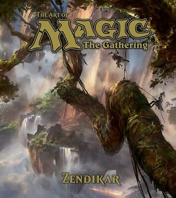 The Art of Magic: The Gathering - Zendikar (Hardcover), Wyatt, Ja. 9781421582498