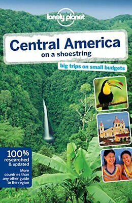 Lonely Planet Central America on a shoestring (Travel Guide) by Vorhees, Mara