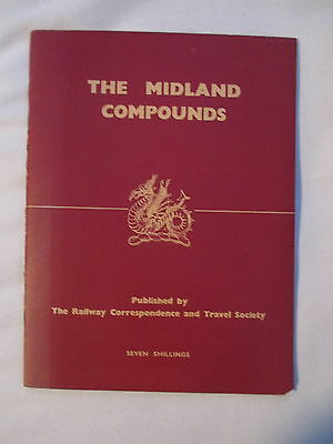 The Midland Compounds. Lms. Johnson. Fowler. Rcts
