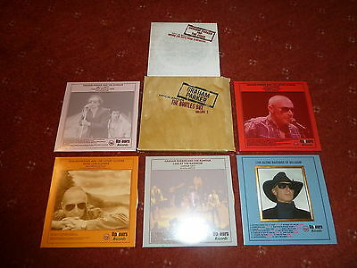 Graham Parker - Bootleg Box Set, Vol. 2 (Live 6 x CD) & The Rumour-Very RARE