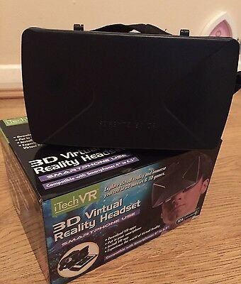 3d virtual reality headset/ Glasses For ios Android Phones 4 To 6