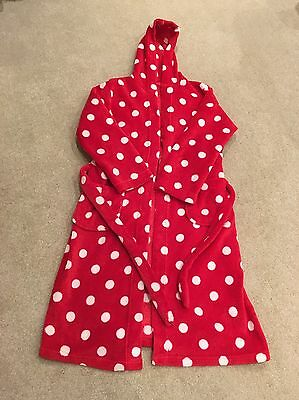 Girls M&S Dressing Gown -Age 11-12