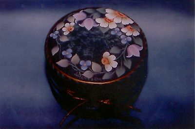 """Gail Anderson pretty Tolehaven painting pattern  """"Woodland Flowers"""""""