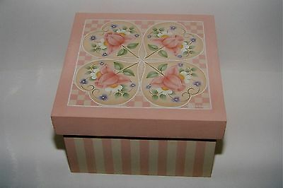 """Gail Anderson Tolehaven Limited Collection pattern  """"Hearts & Flowers"""""""