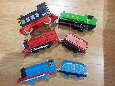 Thomas Tank Engine and Friends Toy Trains