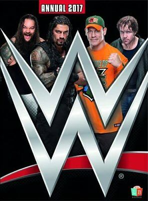 WWE Official Annual 2017 (2017 Annuals) by Little Brother Books Limited Book The