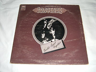 Sarstedt Brothers (Peter) - Worlds Apart Together - R.Z.SRZA 8516-Most tracks EX