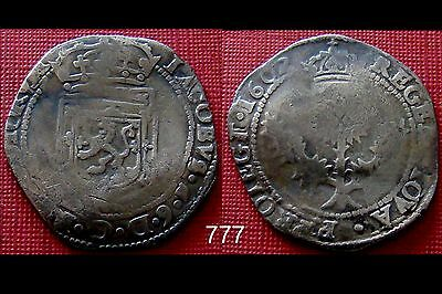 1602 Scotland James - VI Hammered Silver Half Thistle-merk Scottish