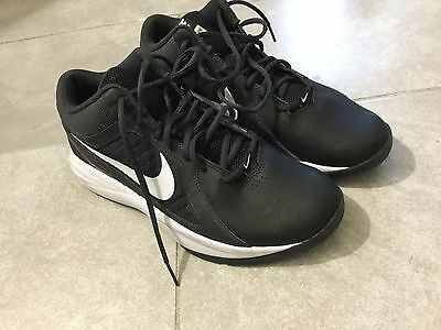 Nike WMNS Women's Overplay VIII Size 10 Basketball Athletic Shoes 654730