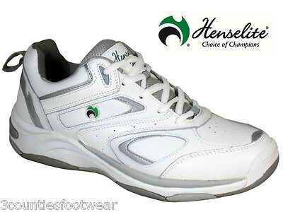 Henselite Ladies LSP44 Lawn Bowls Shoes WIDER FIT
