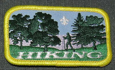 BSA Hiking Trail Patch