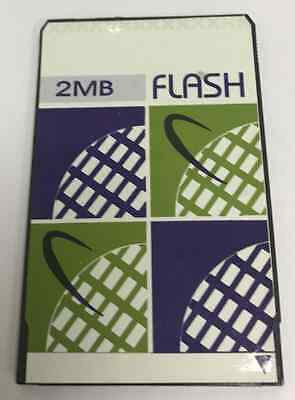2MB Linear Flash PCMCIA Card Intel 2+, Embedded Systems, Tractors, Machinery