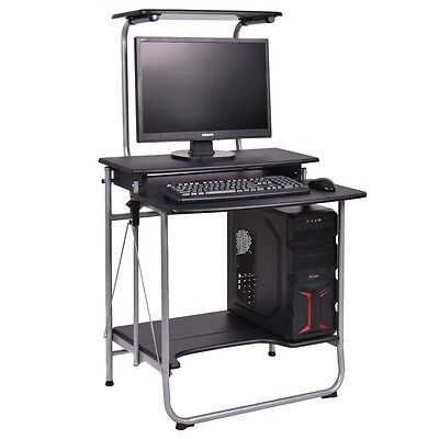 Office Home Folding Computer Desk Laptop PC Table Workstation Study Writing