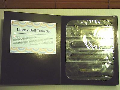 Micro-Trains Line N Scale Liberty Bell Train Set 99301310