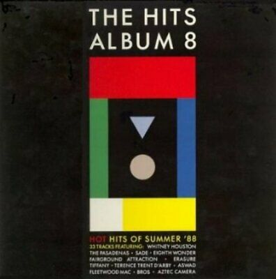 Various - The Hits Album 8 - Various CD 50VG The Cheap Fast Free Post The Cheap
