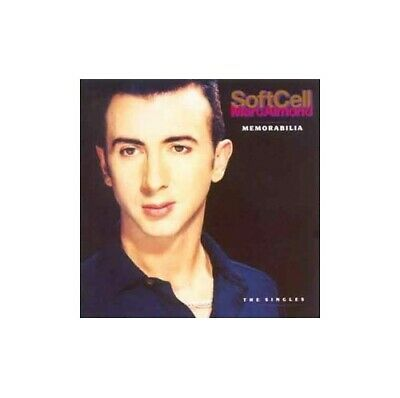 Soft Cell/Marc Almond - Memorabilia - the Sin... - Soft Cell/Marc Almond CD 88VG