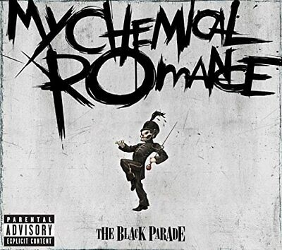My Chemical Romance - The Black Parade - My Chemical Romance CD ZUVG The Cheap