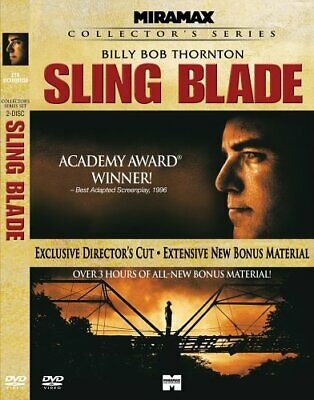 Sling Blade (2 Disc Special Edition) [DVD] - DVD  CIVG The Cheap Fast Free Post