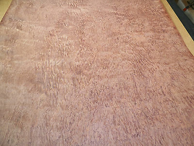 African Rosewood raw wood veneer         24.5 x 46 inches               r7708-24