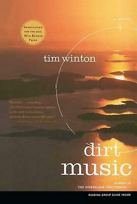 Dirt Music by Tim Winton (English) Paperback Book Free Shipping!