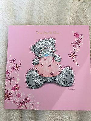 """ME TO YOU TATTY TEDDY """"SPECIAL MUM"""" MOTHER'S DAY CARD  From £1"""