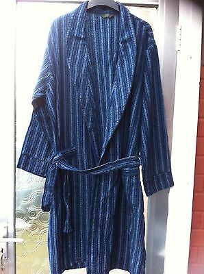 Marks & Spencer Mens Size Large Light Weigh Bath Robe