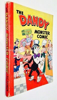 The Dandy Monster Comic 1949 - DC Thomson
