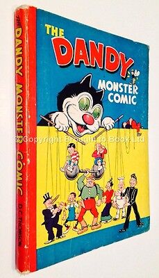 The Dandy Monster Comic 1948 - DC Thomson