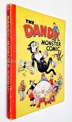 The Dandy Monster Comic 1947 - DC Thomson