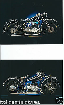 BMW R32 R 1100 RS Boxer Walter Zeller Factory Racer 1956 R47 R17 Photograph x 4
