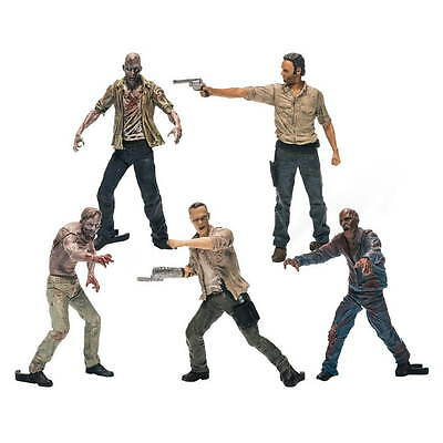 WALKING DEAD Building Set 5 Figure Pack 1 5 Figuren passend zu Bauset NEU+OVP