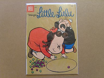 Marges Little Lulu #118 - April 1958 - Dell Comics - High Grade
