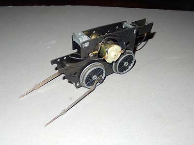 Lionel Part- Steam Engine Chasssi W/can Motor And Light-Exc. - H55