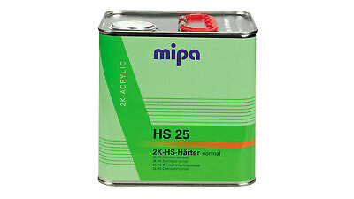 Mipa 2K-HS-Härter HS 25  normal (2,5l)