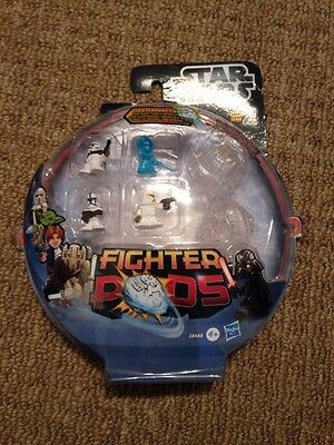 Star Wars Fighter Pods Series 2 Toys, BNIB New