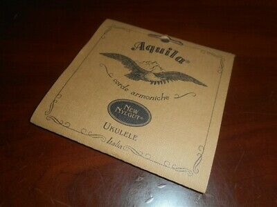 NEW - Aquila 7U All Nylgut Concert Ukulele String Set