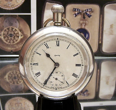 Extremely Rare Smiths London North Eastern Railway (Br.sc) Guards Watch Serviced