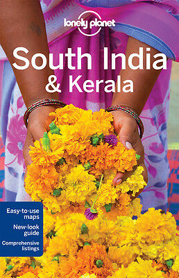 Lonely Planet SOUTH INDIA & KERALA 8 (Travel Guide) - BRAND NEW PAPERBACK