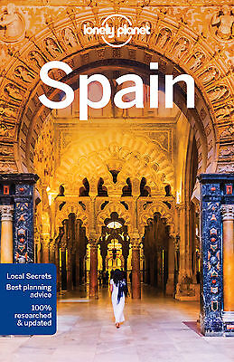 Lonely Planet Spain 11 (Travel Guide) - BRAND NEW 9781786572110