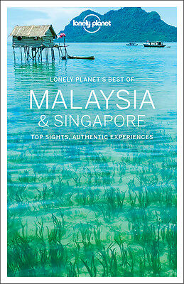 Lonely Planet Best of Malaysia Singapore Travel Guide 2016 NEW 9781786571243