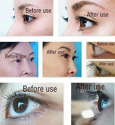 Permanent Fast Eye Lash Long Thicker Growth Serum Conditioner Clear Mascara SEE
