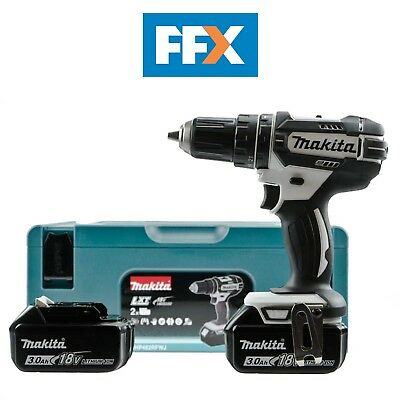 Makita DHP482RFWJ 18V Li-ion LXT Combi Drill with 2 x 3.0ah and Makpac