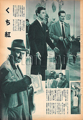 1961, IL ROSSETTO  Japan Vintage Clippings 3sc5