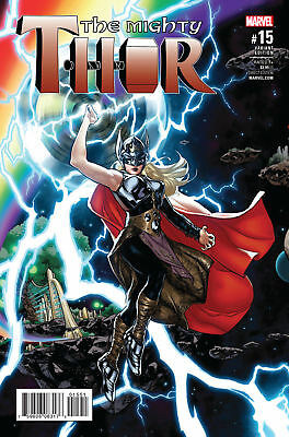 Mighty Thor #15 Sook 1:25 Variant (Marvel 2017 1St Print) Comic