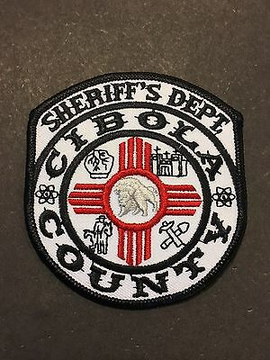 Cibola County New Mexico  Sheriff  Shoulder Patch
