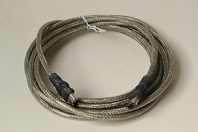 Ultra Long (4.5 metre) IEEE 1394 FireWire 400 6-pin male to 6-pin male Cable