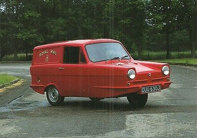 1970 Reliant Robin 21E Supervan 111 Goods Tricycle.