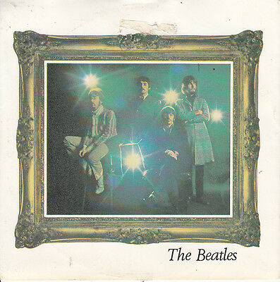 Beatles 1987 Ps *strawberry Fields Forever* Parlophone