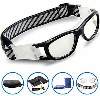Ponosoon Sports Goggles Glasses For KIDS For Basketball Football Volleyball