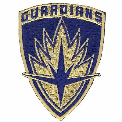 Marvel Comics Guardians of The Galaxy Crest Superhero Iron on Applique Patch